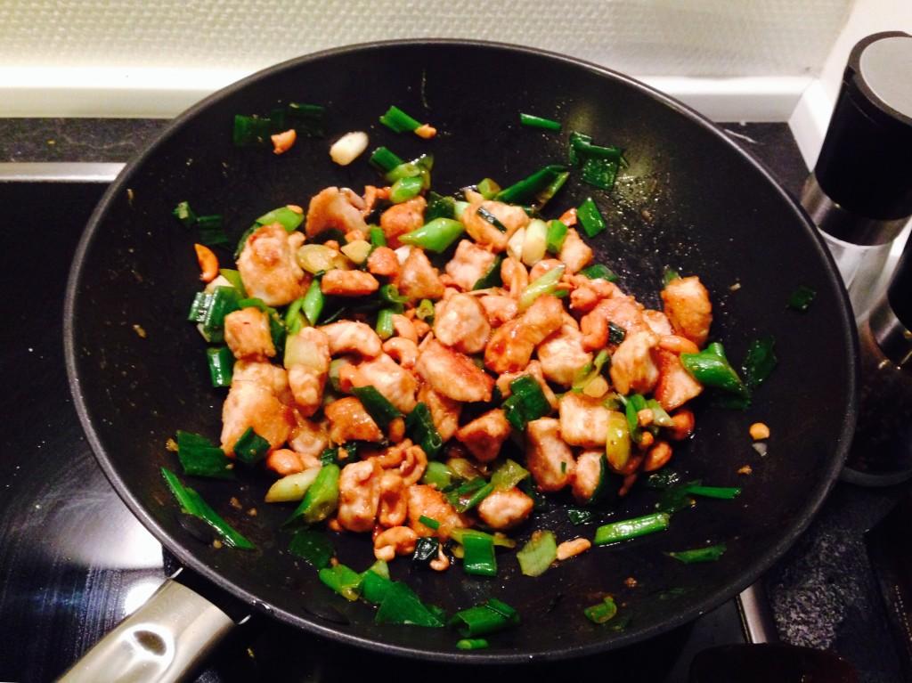 Min yndlings-wok-ret