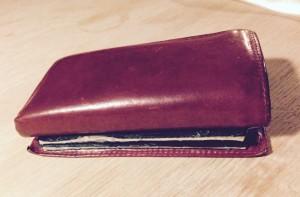 Min ødelagte pung