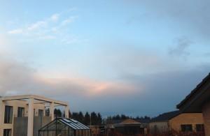 Smuk novemberhimmel