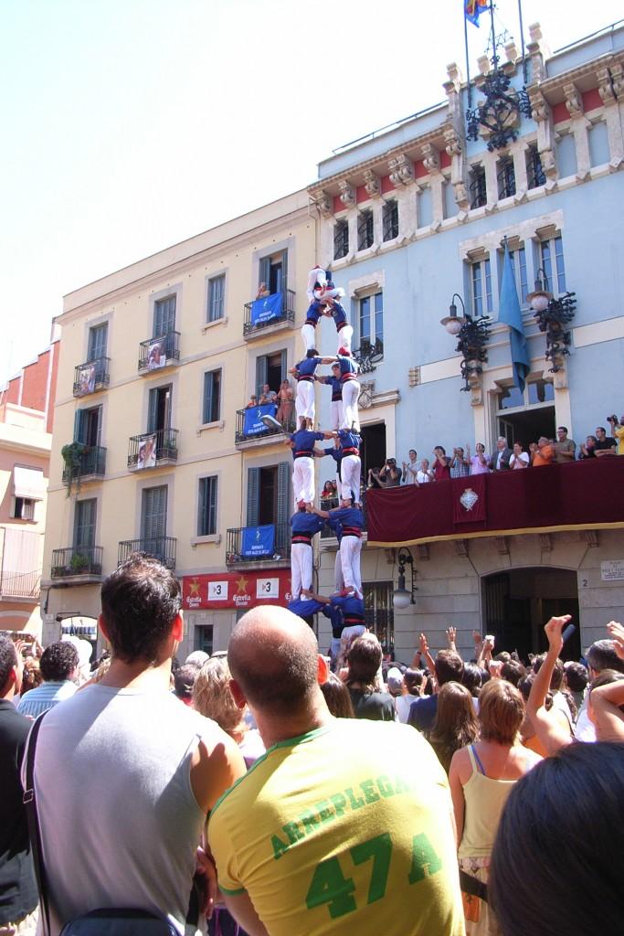 Castellers (Mennesketårne)