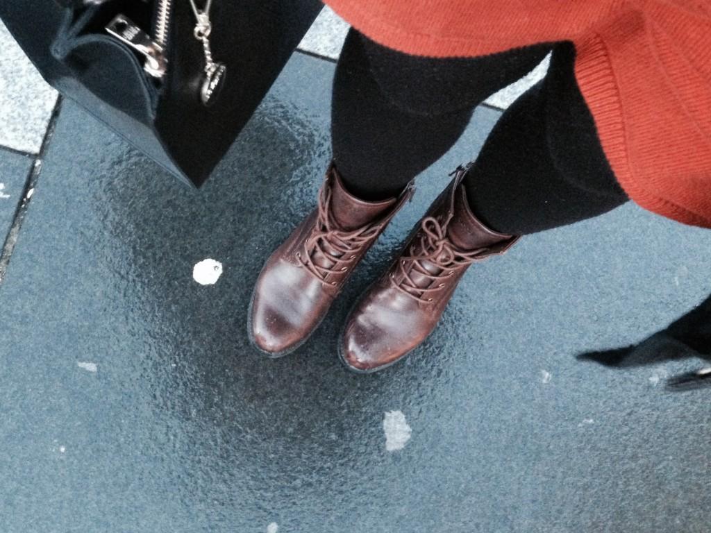 Støvler fra Ecco og tøj fra Esprit plejer at være af god kvalitet.