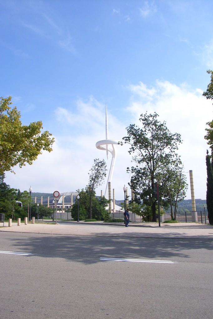 Det olympiske stadion