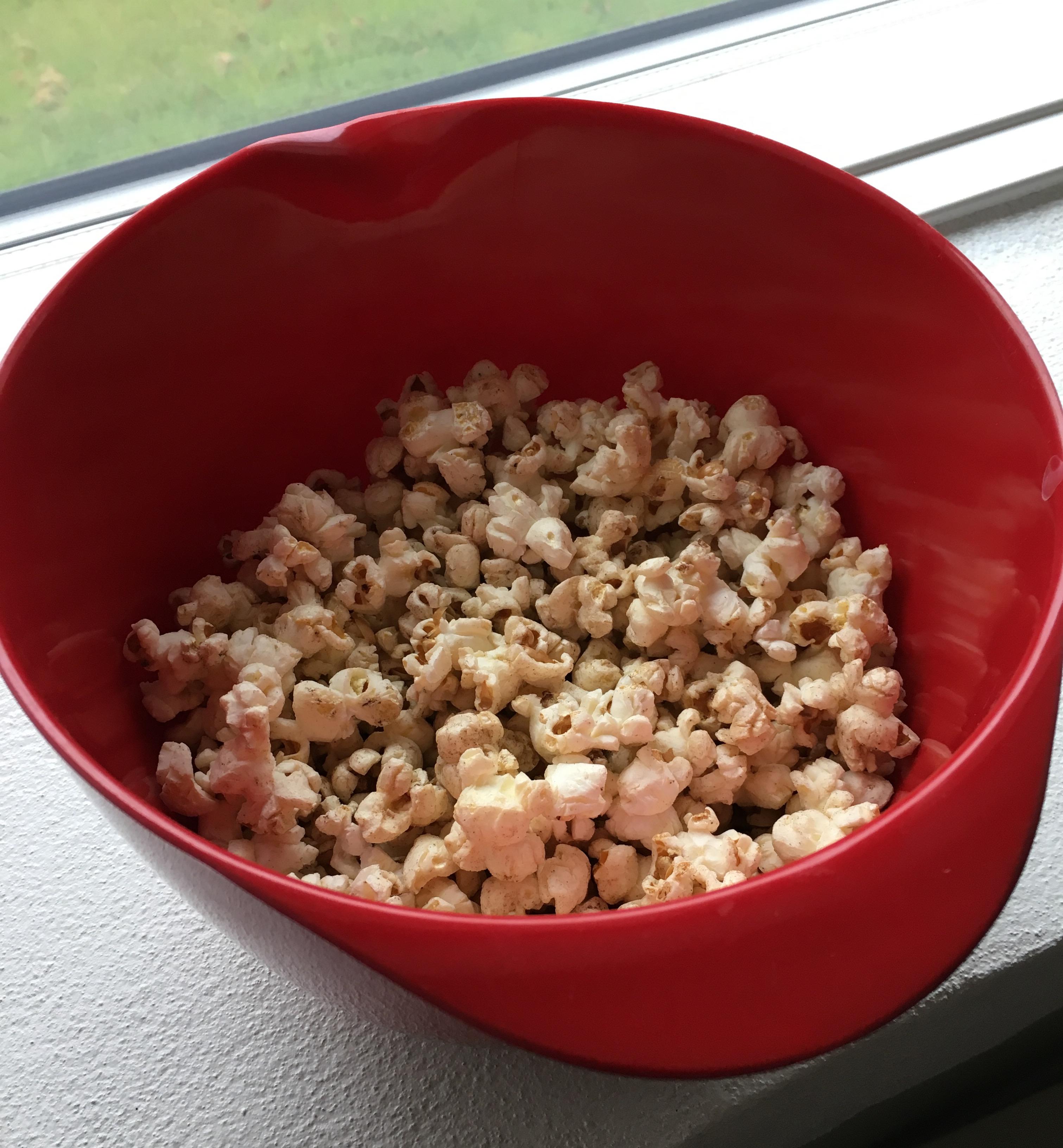 Popcorn...;)