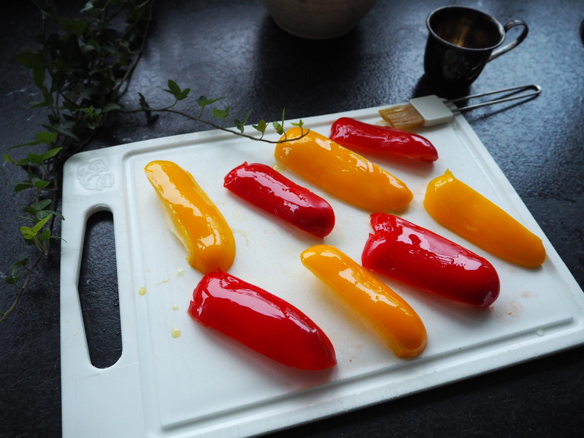 Peberfrugt puré